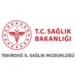 Tekirdağ İl Sağlık Müdürlüğü
