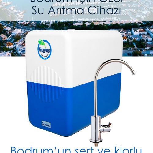 Bodrum Su Arıtma Cihazı Satış ve Servisi