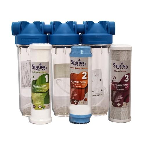 Spring Water Daire Girişi Su Arıtma Sistemi