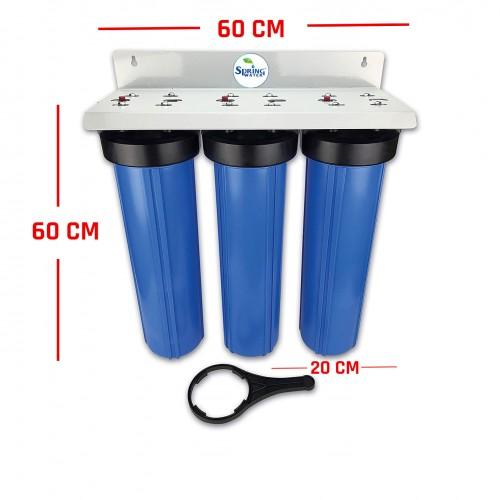 Spring Water Bina Girişi Genel Arıtım Sistemi
