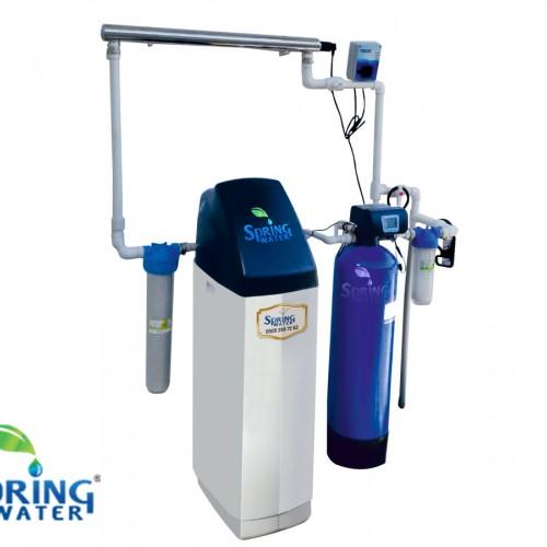 Spring Water Traverten Pro - Ev Genel Su Arıtma Sistemi