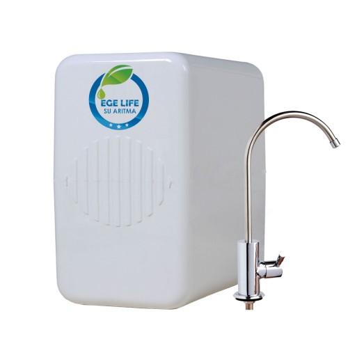 Egelife UV 7 Aşamalı ph 9,5 - Alkali - Antioksidan Su Arıtma Cihazı - Su Kaçağı Sensörlü