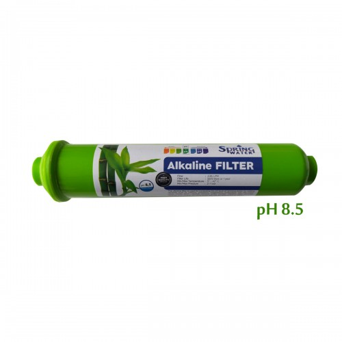 Spring Water Alkali Filtre ph 8.5