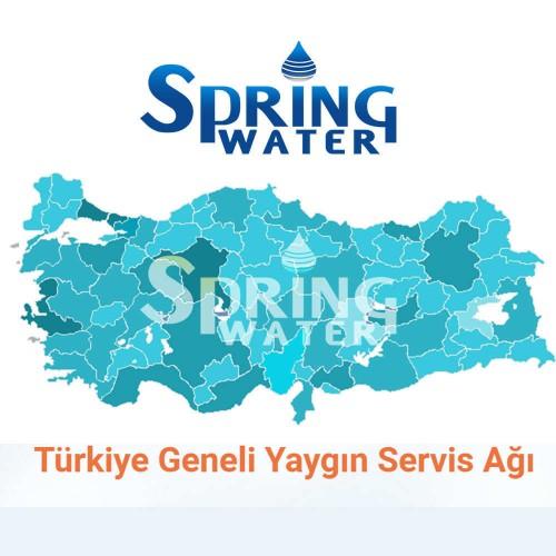 Spring Water 11 Aşamalı Arıtmalı Su Sebili